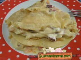 creped dolci alle fragole