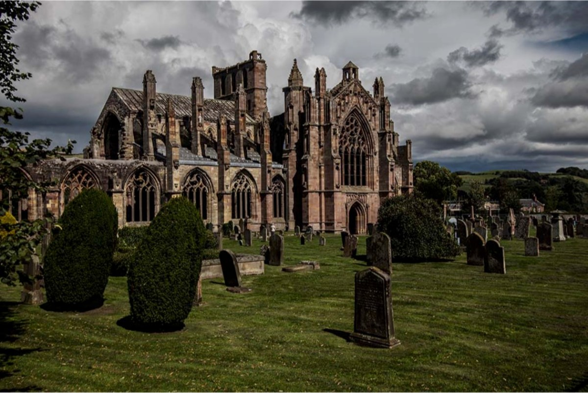 Ein Fotograf reist durch Schottland