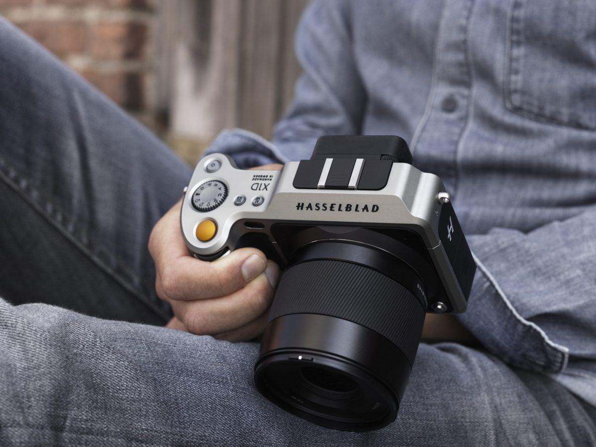Hasselblad X1D-50c: Die erste spiegellose Mittelformat-Kamera