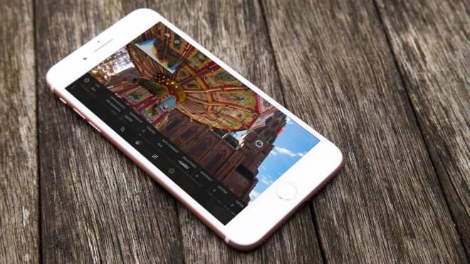 iPhone 6S Smartphone-Fotografie