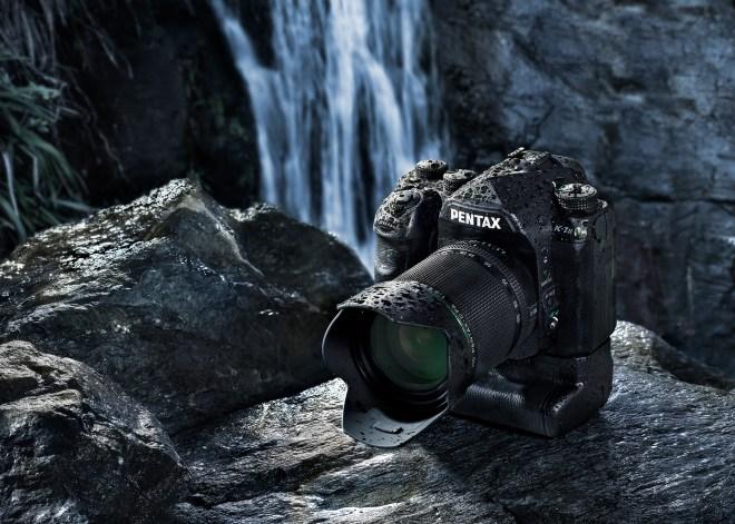 Mit ihrem staub- und wetterfestem Gehäuse und Objektiven ist die PENTAX K-1 Mark II besonders bei Landschaftsfotografen beliebt @Ricoh