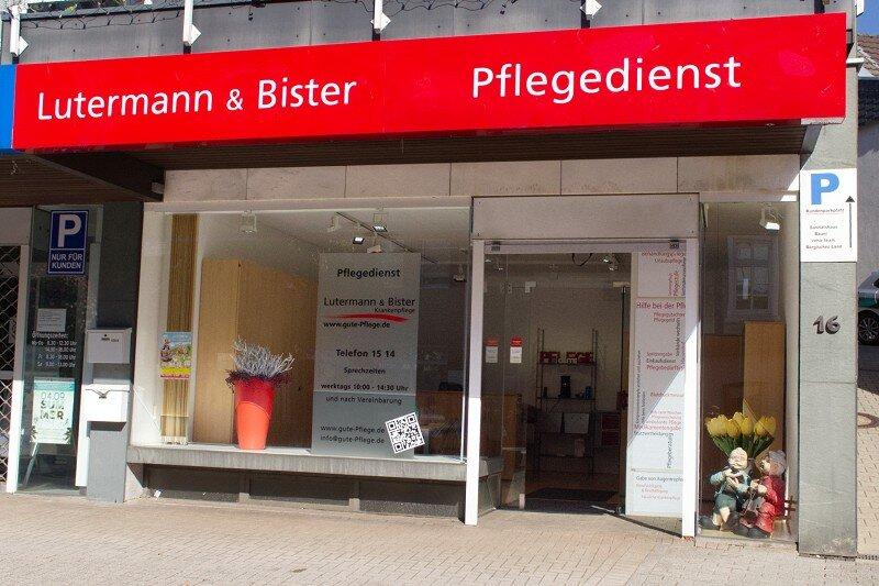 Ihr Pflegedienst in Wermelskirchen - Lutermann und Bister