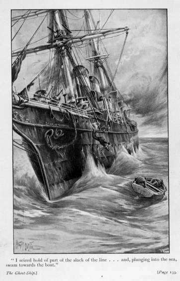 Ghost Ship Image Two