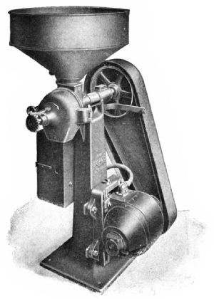 Burns No. 12 Grinding Mill
