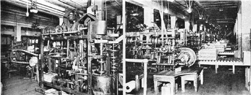 Smyser Package-Making-and-Filling Machine at the Arbuckle Plant, New York