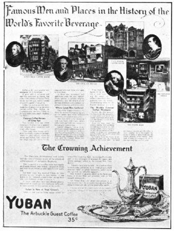Specimen of Early Yuban Copy