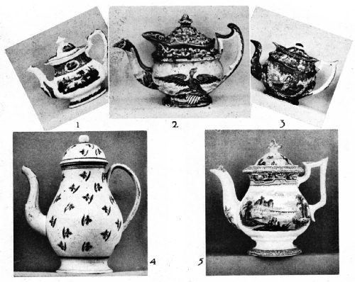 POTS IN POTTERY AND PORCELAIN 18TH TO 20TH CENTURIES