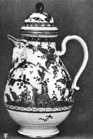 Vienna Coffee Pot, 1830