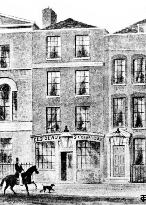 Slaughter's Coffee House, St. Martin's Lane