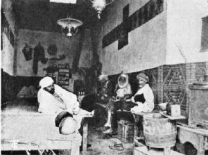 An Arabian Coffee House