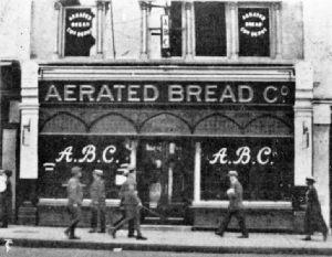 An A.B.C. Shop, London