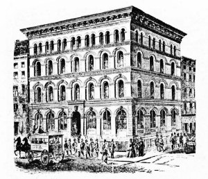 The Tontine Building of 1850