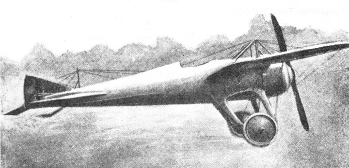 The Project Gutenberg eBook of Jane s All The World s Aircraft 1913     50 h p  monocoque