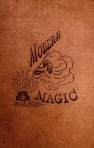 The Project Gutenberg eBook of Modern Magic  by M  Schele De Vere Modern Magic