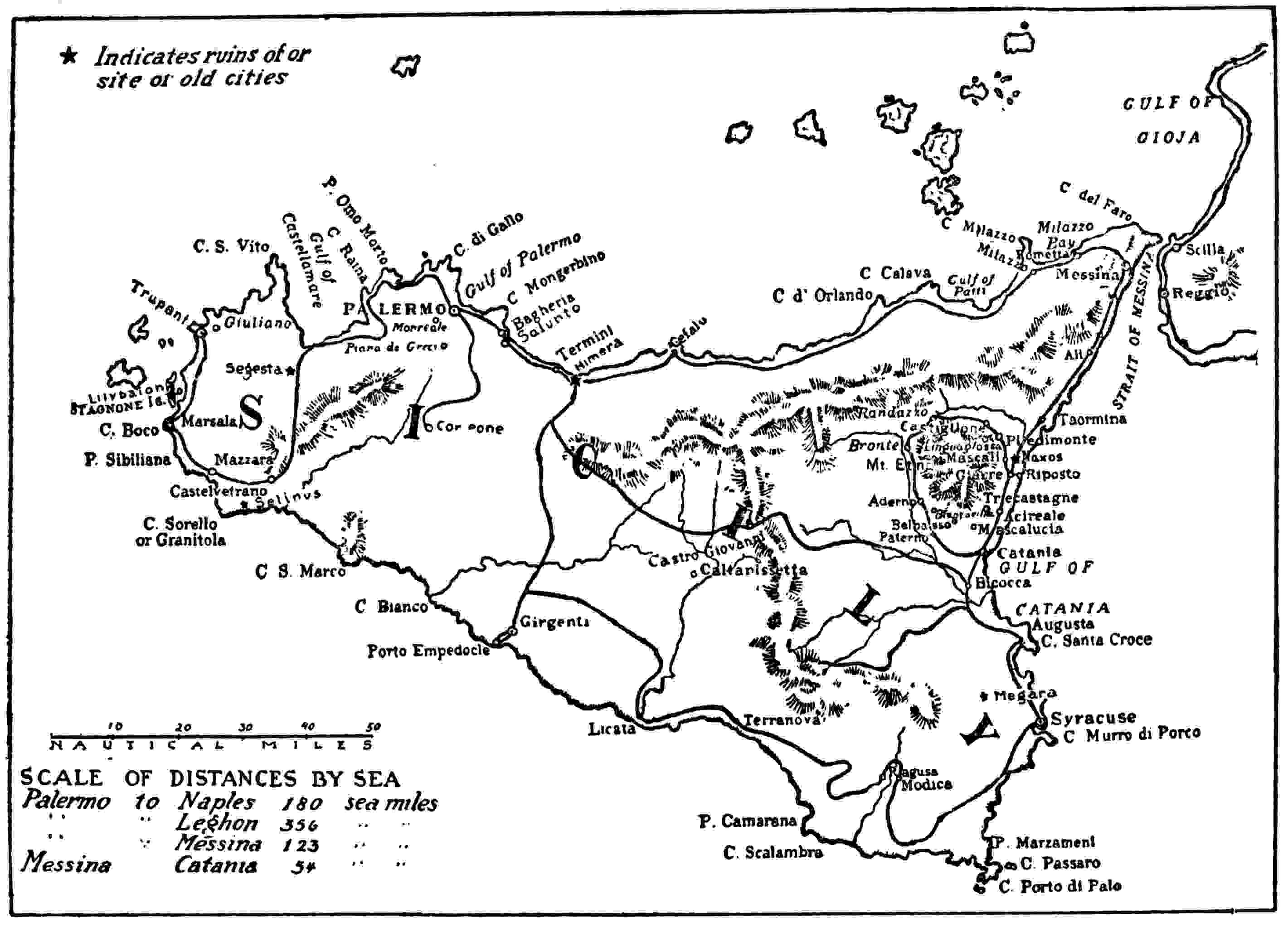 The Project Gutenberg Ebook Of Vistas In Sicily By Arthur