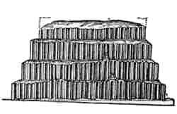 Actual remains of Ziggurat