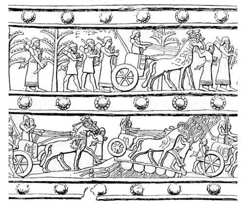 Exploretraveler Mesopotamian Archology