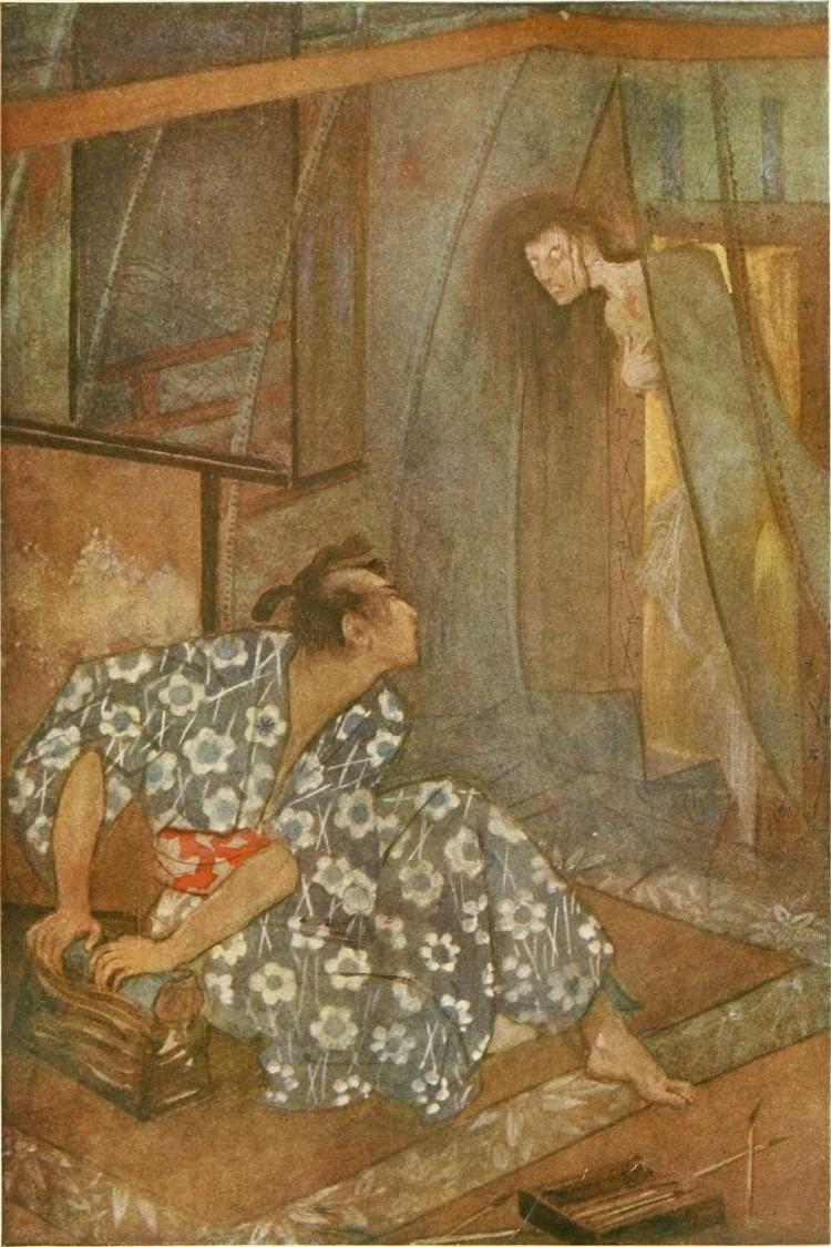 The Project Gutenberg EBook Of Myths Amp Legends Of Japan