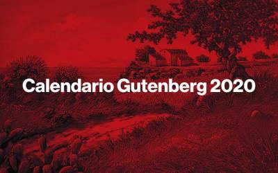 Concorso Calendario Gutenberg: chiamata alle arti!