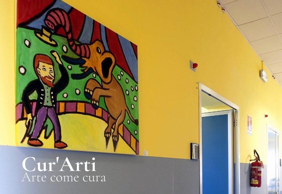 """Cur'Arti"", Arte come cura"