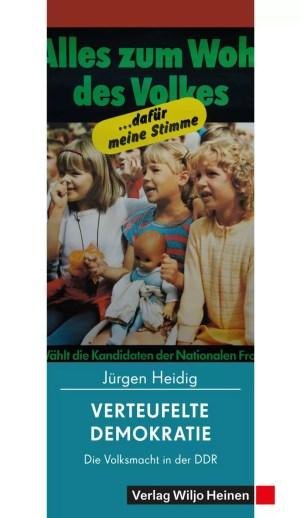 Cover: »Verteufelte Demokratie«