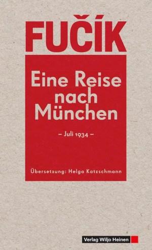 Cover: Eine Reise nach München