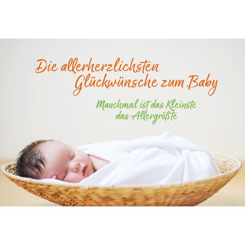 Llᐅ Gluckwunsche Zur Geburt Mit Wunschen Gedichten Neues