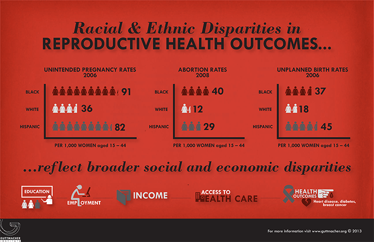 Racial and Ethnic Disparities in Reproductive Health Outcomes (740px)
