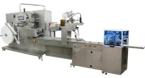 GM 101FW - Wet Wipes Production Line (Pocket Type)