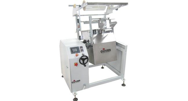 GM Mini Multifunctional HFFS Flowpack Packaging Machine