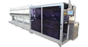 GM 100FW - Wet Wipes Production Line (Baby Type)