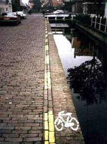 Fiets Water Hazard