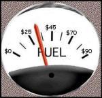 Fuel Gauge - Dollars