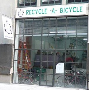 Recycle een Bike