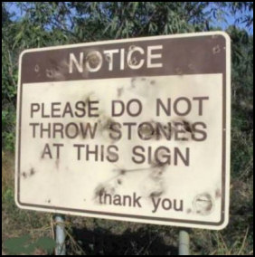 Image result for funny rubbish