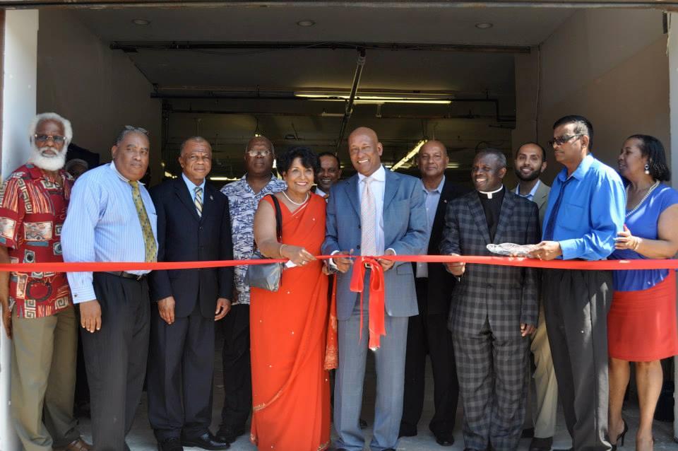 Laparkan opens another office in Brooklyn, N Y  – Guyana