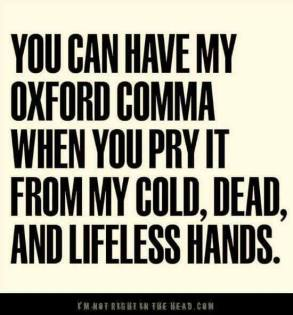 Oxfordcomma