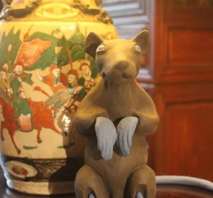 Les Rats Conteurs au Salon Artistique de Charleroi