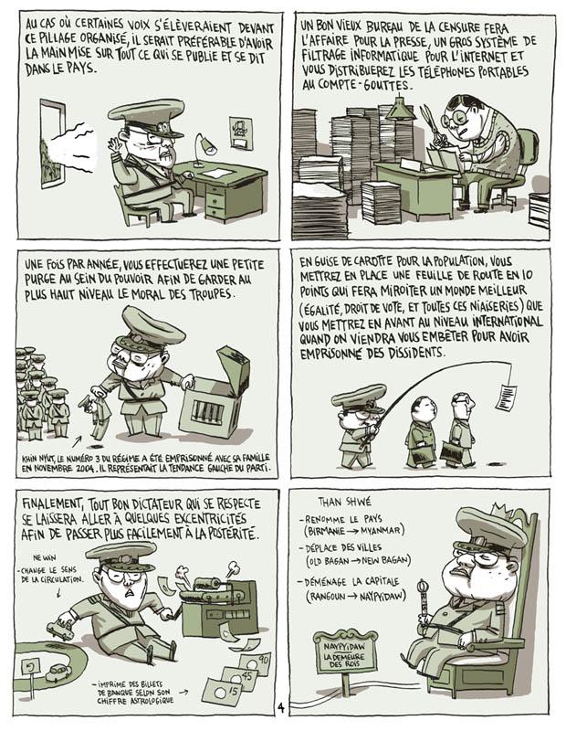 Como llegar a ser un buen dictador II