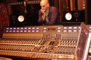 "Producing Manda Mosher Album ""House Of Blues Studios"""