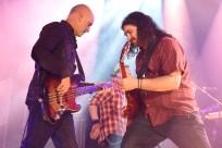 Alan Parsons Live Project - Bochum am 22.03.2015 im RuhrCongress in Bochum Guy Erez, links - Alastair Greene, rechts Foto: Revierfoto