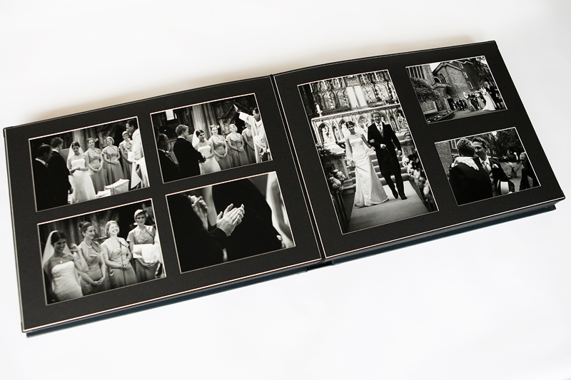 PROFESSIONAL WEDDING ALBUMS Guy Hearn