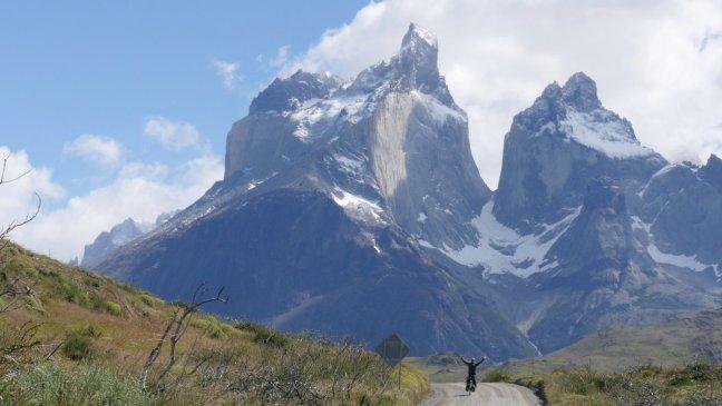 Alee in Patagonia