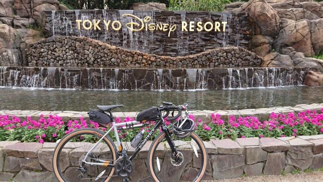 Kuroko at Tokyo Disney Resort