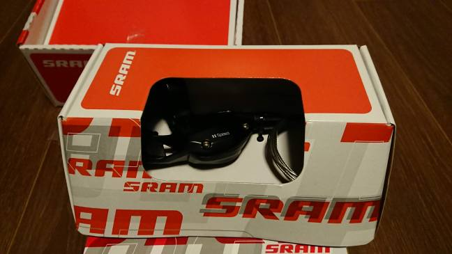 Sram 11-speed shifter