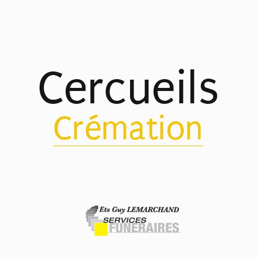 Cercueils crémation
