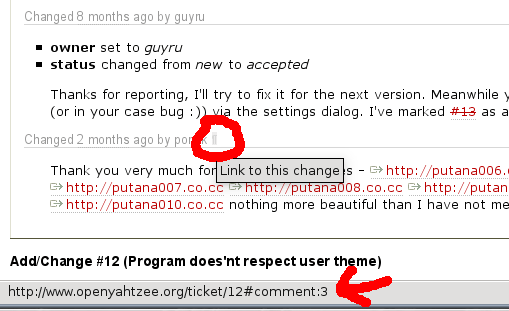 Deleting Comments from Tickets in Trac | Guy Rutenberg