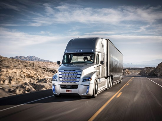 Inspiration-Truck-1 Self Driving Automobiles Hitting the Roads Already in 2015