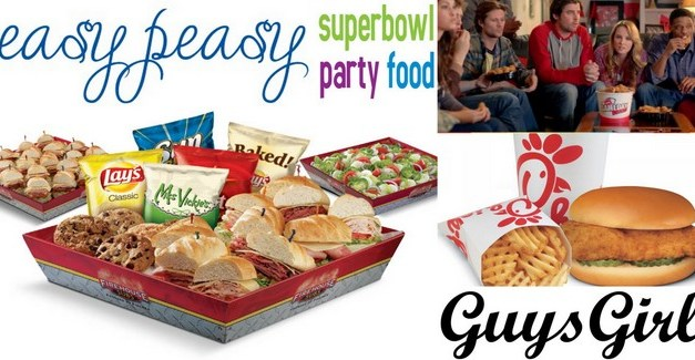 Don't Feel Like Cookin For the Super Bowl? Then Check Out These Easy Food Options