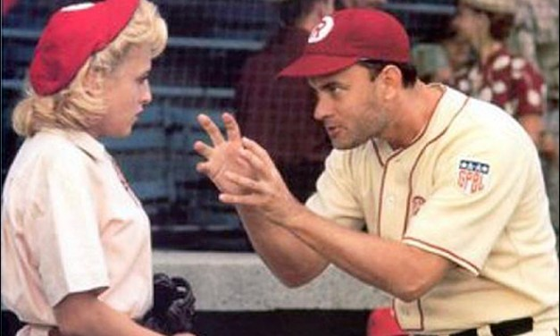 A League of Their Own is the highest grossing baseball movie of all time